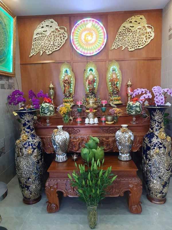 bàn thờ phật dành cho tuổi thìn