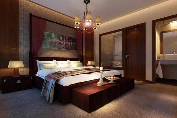phòng ngủ dang trọng tuổi dần